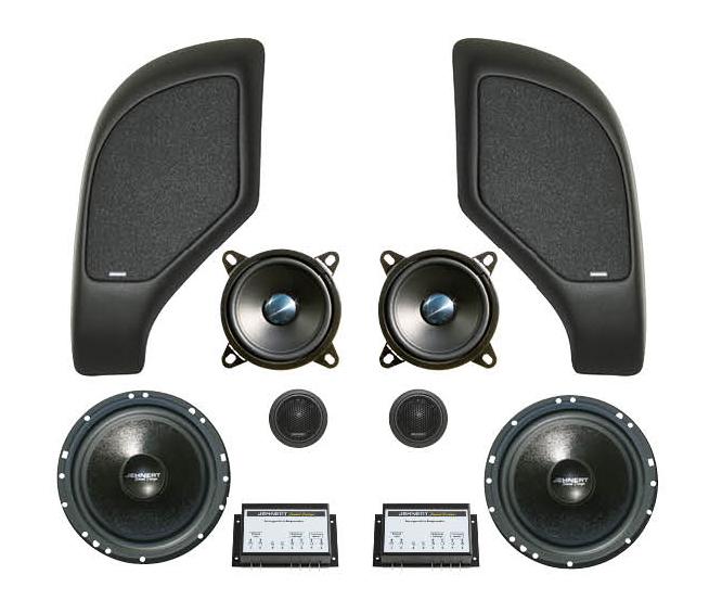 Fiat Ducato 3 (2006 -) SoundSystem - kabina