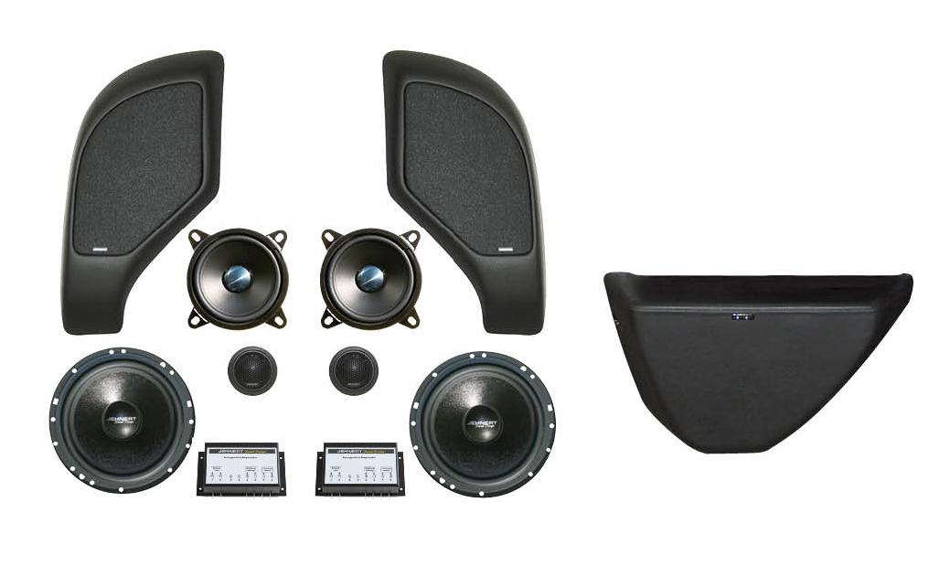 Fiat Ducato 3 (2006 -) SoundPaket 1