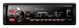 PIONEER MVH-170UI bez CD mechaniky