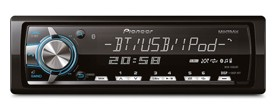 PIONEER MVH-X560BT bez CD mechaniky