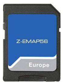Navigační karta Z-EMAP56 pro Zenec Z-N956