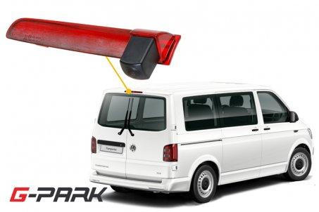 Parkovací kamera VW T5 / T6 křídlové dveře