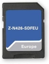 Navigační karta pro Zenec Z-N426-SDFEU