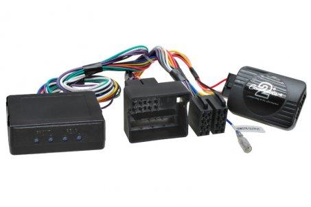 Adaptér na volant a OEM parkovací čidla BMW 3 / 5 / X5 s akt.systemem