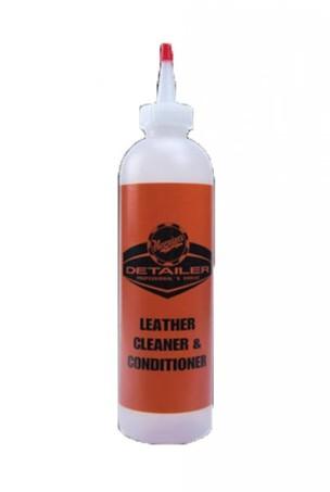 Meguiar's Leather Cleaner / Conditioner Bottle - láhev pro snadné dávkování na Leather Cleaner / Con