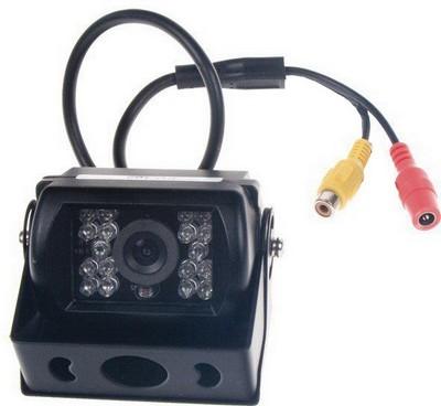 Kamera CCD s IR světlem, vnější pro karavany