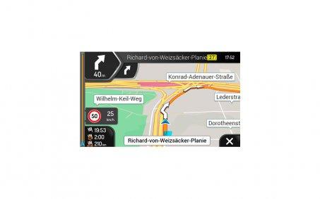 Navigační karta Xzent X-MAP27-MH1