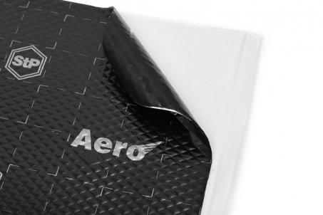 Antivibrační a tlumící materiál STP Gold Aero