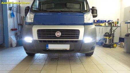 FIAT DUCATO - denní svícení