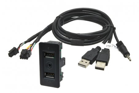 USB / AUX konektor VW / VW Golf VII.