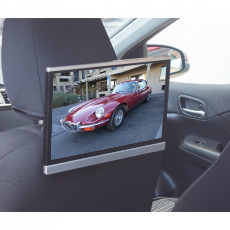 """LCD monitor 12,5"""" OS Android/USB/SD/HDMI na opěrku"""