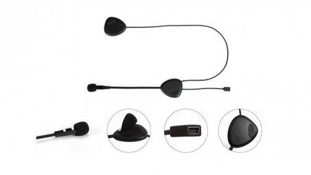Bluetooth handsfree sada do helmy univerzální