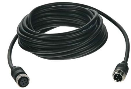 Kabel video 4pin samec/samice, 20m (svXXX)