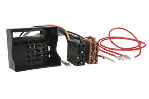 ISO adaptér pro autorádia Peugeot / Citroen