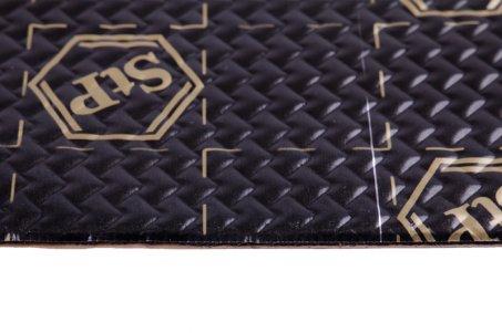 Antivibrační a tlumící materiál STP Black Gold