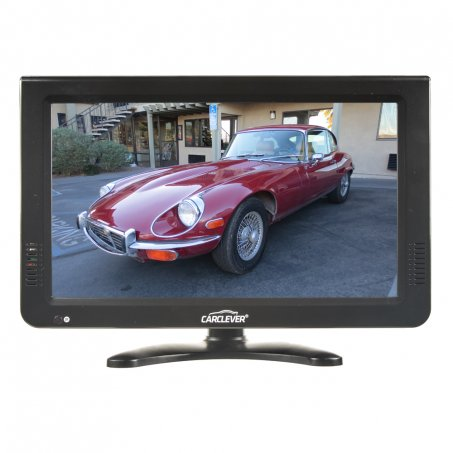 "LCD monitor 10"" s DVB-T2 / USB / CZ menu"