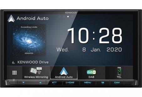 Autorádio Kenwood DMX-8020DABS pro SmartPhone