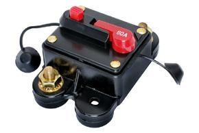 Elektronický jistič 60A