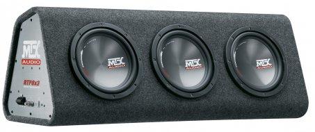 """Aktivní subwoofer MTX Audio RTP8x3 8"""" subwoofer"""