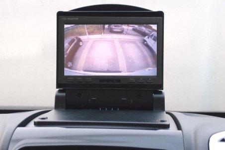 Držák monitoru Fiat Ducato / Jumper / Boxer