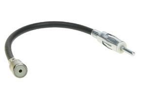 Anténní adaptér ISO - DIN
