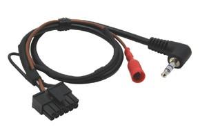 Adaptér pro ovládání na volantu pro JVC