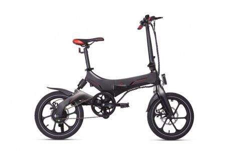 Malé skládací elektrokolo MACROM E-bike PORTOFINO