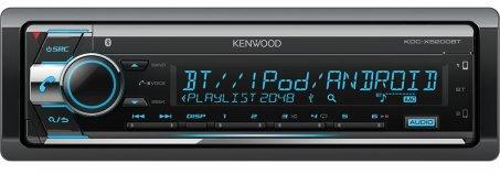 Autorádio Kenwood KDC-X5200BT