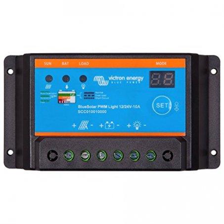 PWM solární regulátor Victron Energy 10A