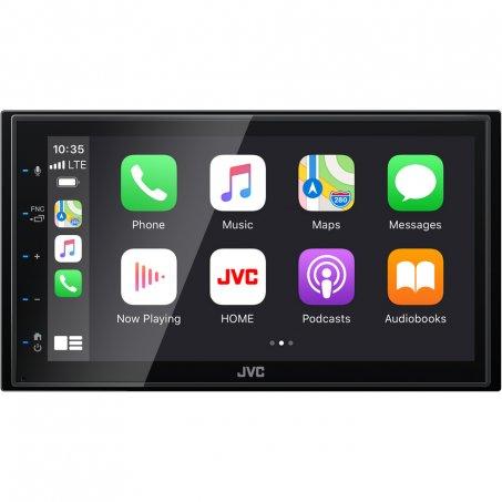 JVC KW-M560BT 2DIN smart autorádio s bluetooth / USB