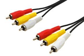CT-15 signálový kabel audio / video