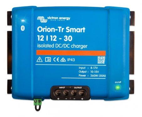 DC-DC nabíječka Victron En. Orion-Tr Smart 12/12-30A