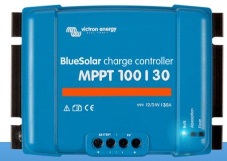MPPT solární regulátor Victron Energy 100/30