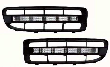 LED světla pro denní svícení Škoda Octavia I 2000-10, ECE