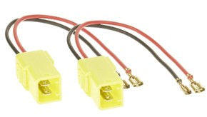 Adaptér pro připojení reproduktorů Alfa / Citroen / Fiat / Peugeot