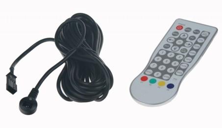 Dálkové ovládání s IR vysílačem k DVB-ccc, dvb-cic, dvb-e65 a dvb-mfd3