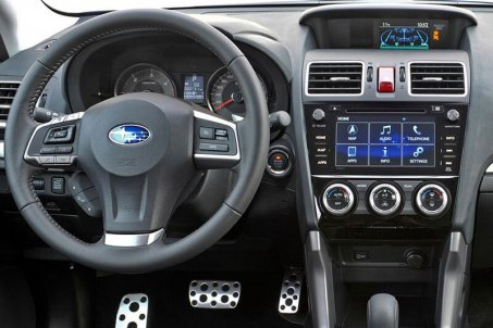Rámeček 2DIN rádia Subaru Forester / Levorg / Impreza / XV