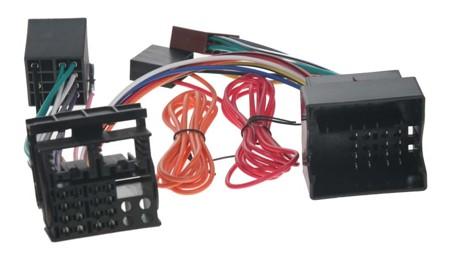 Kabeláž pro HF PARROT/OEM VW MOST konektor 2011-