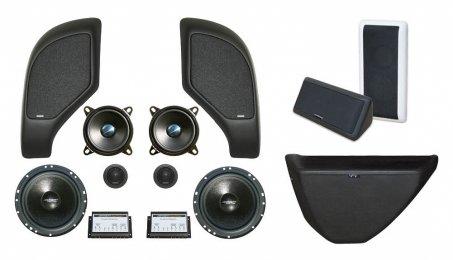 Fiat Ducato 3 (2006 -) SoundPaket 2