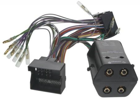 4 kanálová redukce repro/CINCH - MOST konektor doprodej