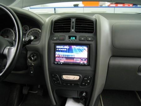 HYUNDAI SANTA FE I. 2 DIN rádio