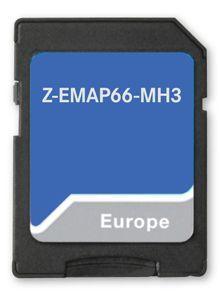 Navigační karta pro Zenec Z-E3766 / Z-N966 / Z-N965 MH3