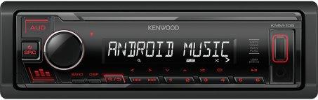 Autorádio Kenwood KMM-105RY
