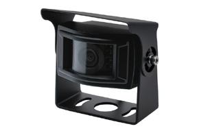 Couvací kamera širokopohledová - černá
