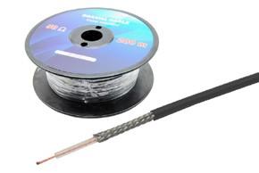 Koaxiální kabel RG-174/U role 200m