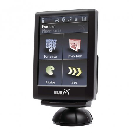 BURY CC 9056 Plus Bluetooth handsfree sada