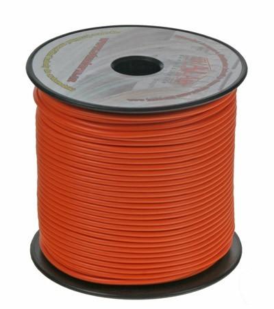 Kabel 1,5 mm / oranžový