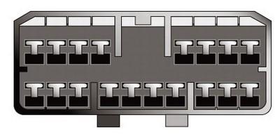 Konektor ISO SSANGYONG doprodej