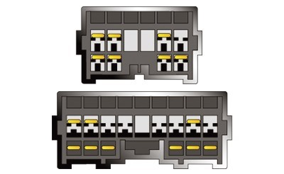 Konektor ISO VOLVO 850-960 93>,S40