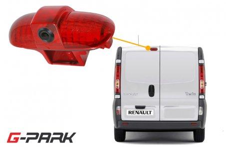 Couvací kamera Renault Trafic / Opel Vivaro (do 2014)